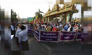 """""""Кровавая среда"""" в Мьянме: 38 погибших за один день"""