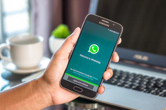 WhatsApp стал самым обсуждаемым мессенджером в соцсетях