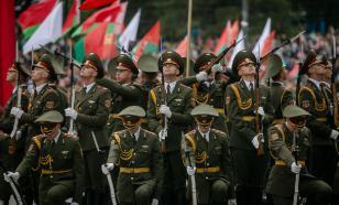 Белорусские военные пройдут по Красной площади в День Победы