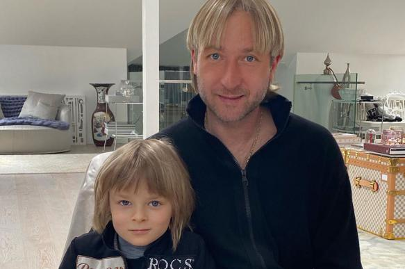Плющенко собирается подать в суд на авторов статьи о болезни его сына