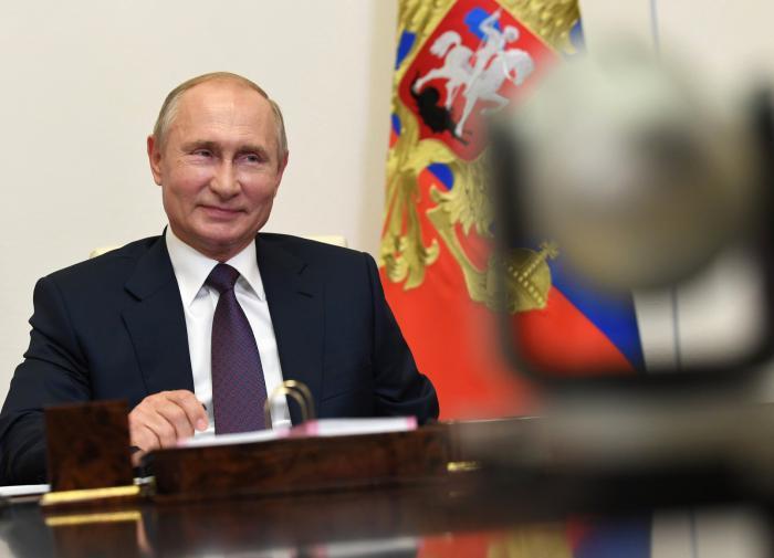 """Путин: """"В России зарегистрировали вторую вакцину от коронавируса"""""""