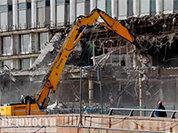 Чиновники выжгли землю в центре Москвы