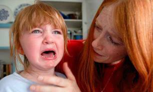Семейный киднепинг: Ребенок на вывоз