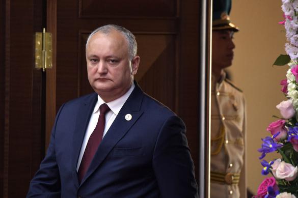 Молдавия планирует запросить у России финансовую помощь