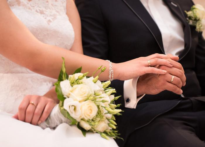 В Чите молодожёны проголосовали в день своего свадебного торжества