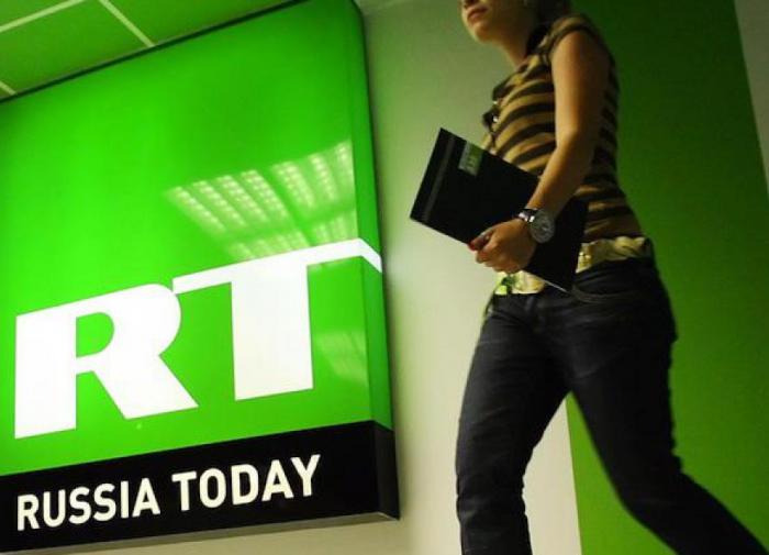 В Киеве обрадовались закрытию YouTube-каналов RT
