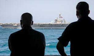 США предложат Франции обеспечить безопасность в Персидском заливе