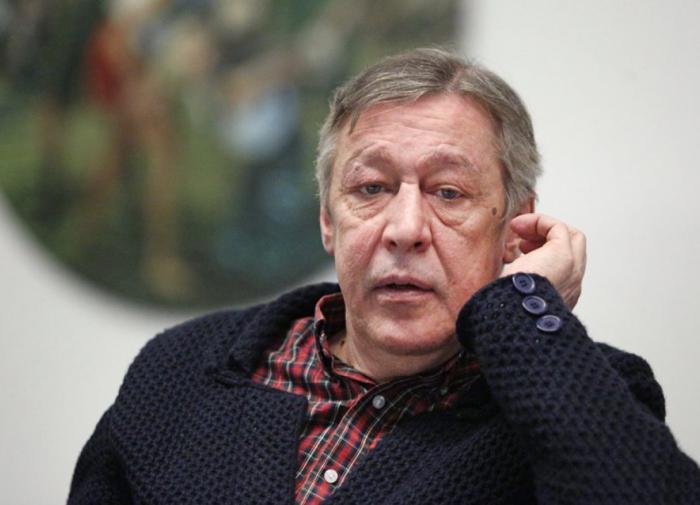 Ефремов написал слёзное письмо сыну Сергея Захарова