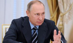 Путин: Не думаю, что агрессивность - мой стиль