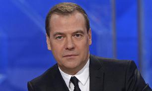Медведев остался доволен работой своего правительства