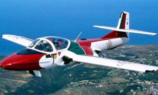 Военный самолет разбился в Пакистане