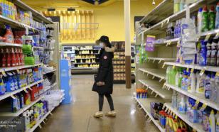 Подруга Панарина заявила, что в США нет паники и дефицита продуктов