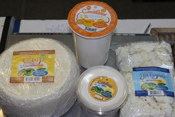 45% молочных продуктов в магазинах просрочены