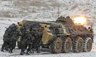 Генштаб: Российская армия получила практику борьбы с боевиками