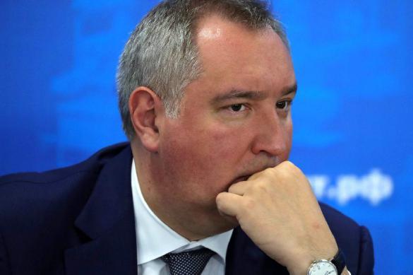 "Телеграмм-канал ""расчехлил"" Рогозина"