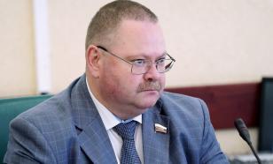 Российский сенатор нашёл организаторов митингов в Белоруссии