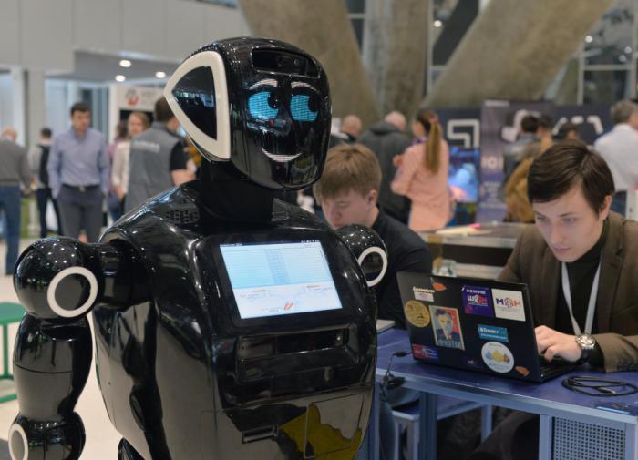 В США создали робота, который двигается за счёт собственной энергии