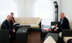 """Путин и Эрдоган приняли """"судьбоносные"""" решения по Сирии"""