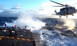 Канадский военный вертолет потерпел крушение в море у берегов Греции