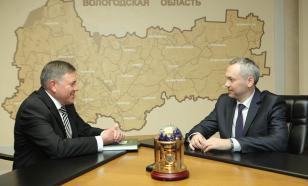 Губернаторы Вологодской и Новосибирской областей раскрыли свои доходы