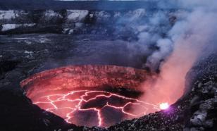 Извержение вулкана Фуэго началось в Гватемале