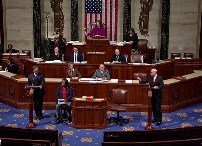 Новые санкции против РФ одобрили в Конгрессе США