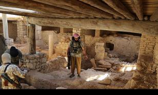 """Боевики """"Исламского государства"""" разрушили древний монастырь в Сирии"""