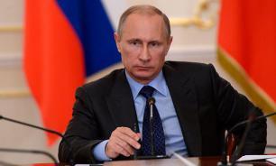 """Путин: """"Российская угроза"""" - глупость и вымысел"""