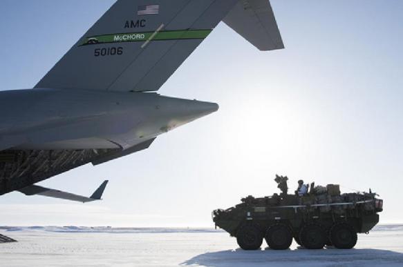 В Дании говорят об усилении напряженности в  Арктике