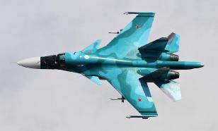 Американский самолет пытался приблизиться к военной базе РФ в Сирии