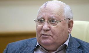 Горбачев получил поздравление с днем рождения от Путина
