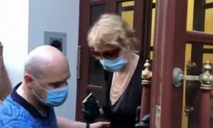 Рената Литвинова рассказала, зачем посещала квартиру Ефремова