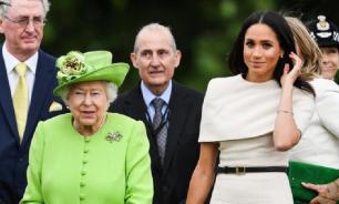 Британцы хотят устроить бойкот Меган Маркл