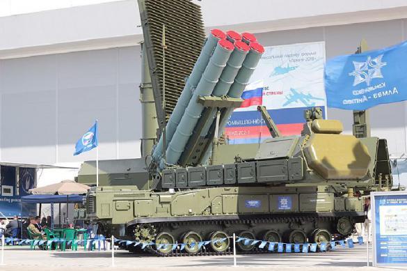 """ЗРК """"Викинг"""" имеют хороший экспортный потенциал"""