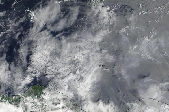Пепельное облако захватывает новые территории