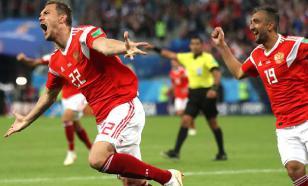 Дзюба попал в символическую сборную Лиги Европы
