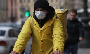 За сутки в России выявили 9709 новых случаев заражения COVID-19