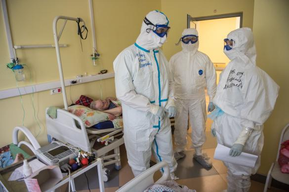 Свыше двух тысяч москвичей выздоровели от коронавируса