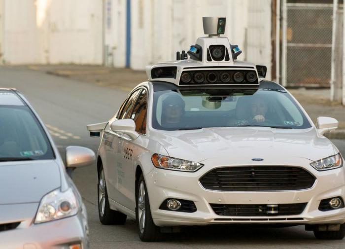 В Германии разработали алгоритм безаварийной езды на беспилотном авто