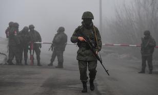 Украина возобновила боевые действия в Донбассе
