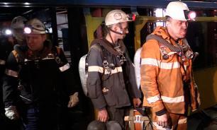 Шахтер: Уголь важнее газа и нефти
