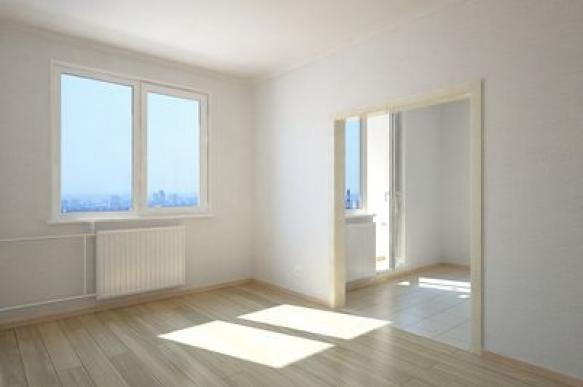 Средняя площадь продаваемых квартир в новостройках сократилась