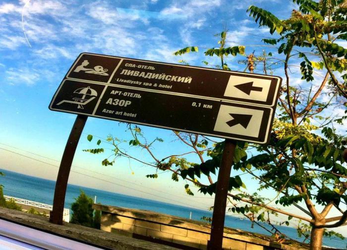 Крымчане назвали регионы с раздражающими туристами