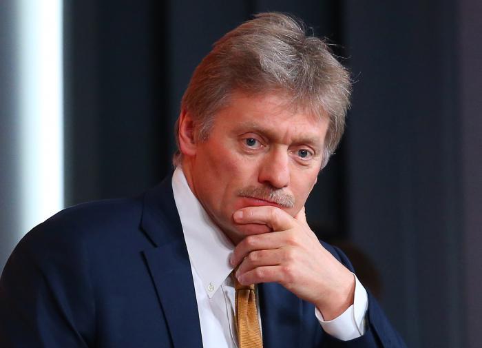 В Кремле прокомментировали антидопинговый'акт Родченкова