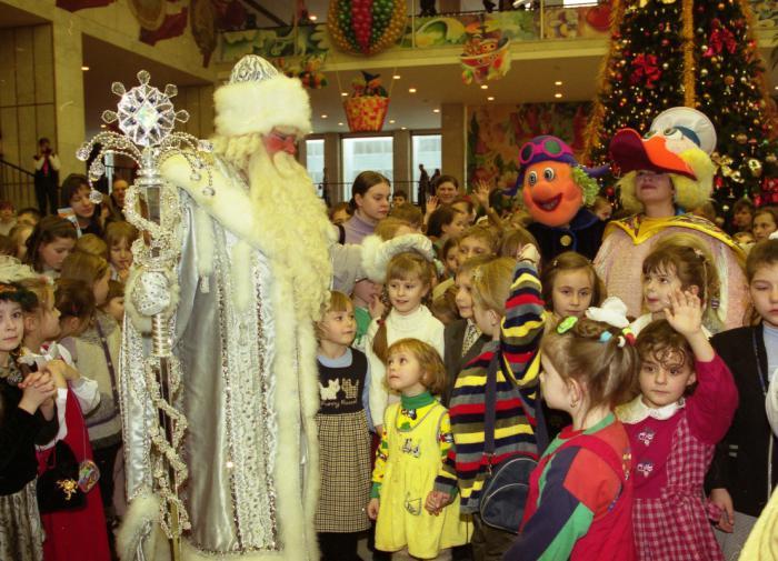 Онищенко: Деды Морозы могут быть разносчиками COVID-19