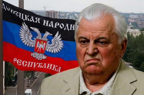 World News: Кравчук желает вынести нареферендум вопрос поДонбассу иКрыму