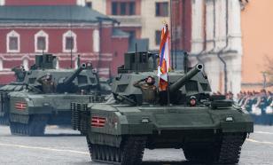 """Названы сроки серийных поставок танка Т-14 """"Армата"""" в войска"""