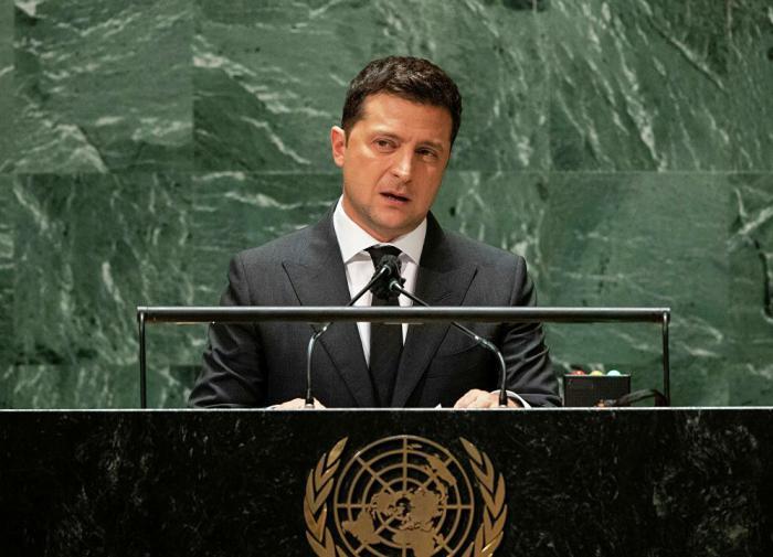 Это очень трогательно: Госдеп умилился выступлением Зеленского в ООН
