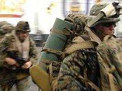 США размещают десантников на Украине, но обвиняют Россию