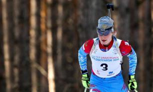 Сборная России заняла 12-е место на первом этапе Кубка мира по биатлону